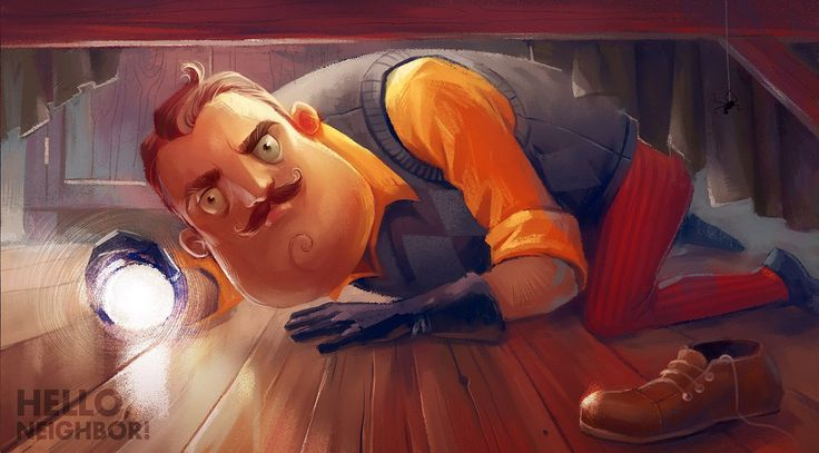 New gameplay trailer and Open Beta for Hello Neighbor | KeenGamer