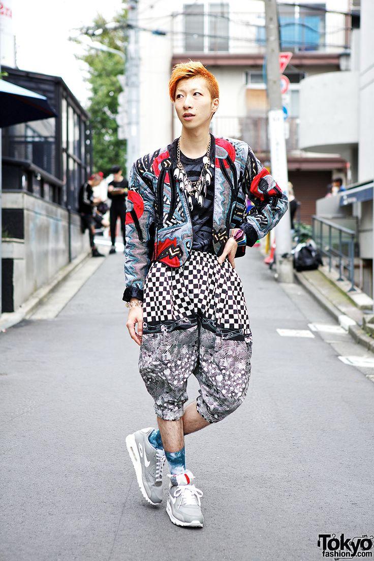 Tokyo street fashion store 87