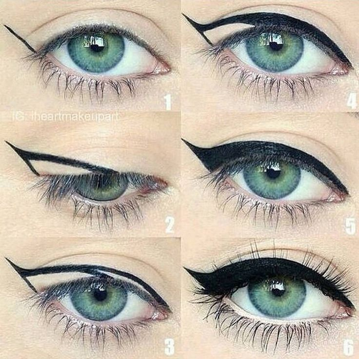 Who doesn't love a good #cateye tutorial? �� . . . . . .  #wingedliner #makeup #mua #liquid #gel #matte #eyeliner #makeupartist #tutorial #ig #pic #sunday #picoftheday #artist #katvond #tattoo #liner #lashes #extensions http://ameritrustshield.com/ipost/1554948357703719142/?code=BWUSUr5Adjm