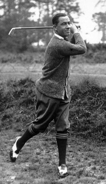 Walter Hagen (1920's)