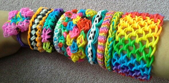 Image result for loom bands