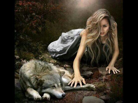 Beware the wolf inside