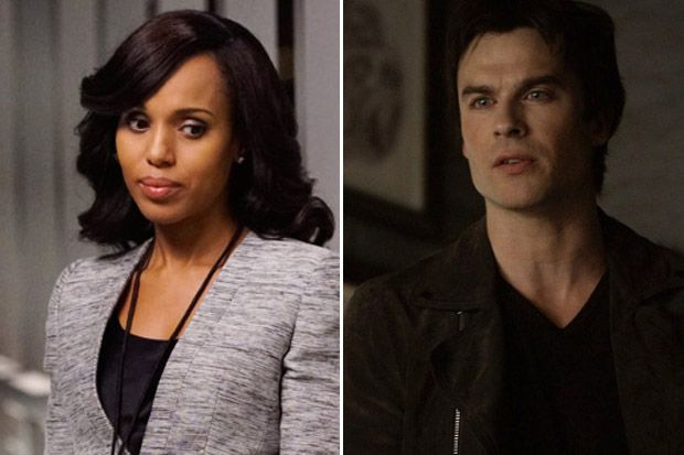 So Spoiled: 'Scandal,' 'The Vampire Diaries,' and More!
