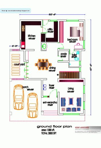 Best Indian House Layout Plan