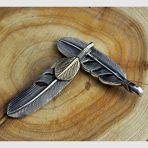 388 best native american style images on pinterest rings for Native american feather jewelry