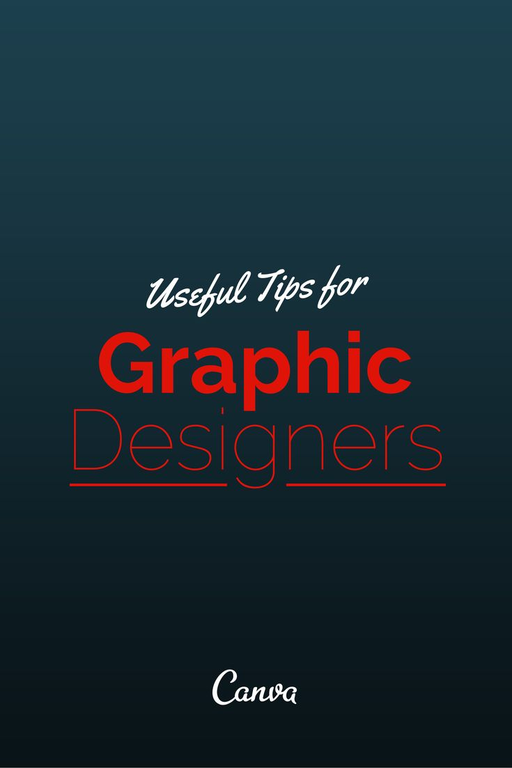 Useful Tips for Graphic Designers http://graphicdesignjunction.com/2013/09/tips-for-graphic-designers/