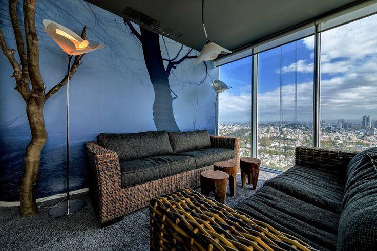 camenzind evolution: google office in tel aviv