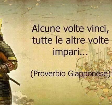 Proverbio giapponese