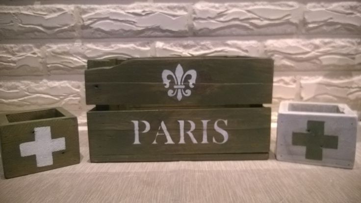 pallet wood crate