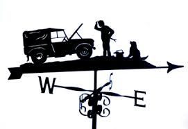 This one would be for our Landrover-owning daughter and