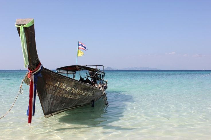 Thailand #Asia #Asien #Thailand #Thai #Boat #Båt #Beach #Strand #Paradise #Paradis #Phuket #Koh #Warm #Värme #Sol #Sun #Travel #Resa #Resmål