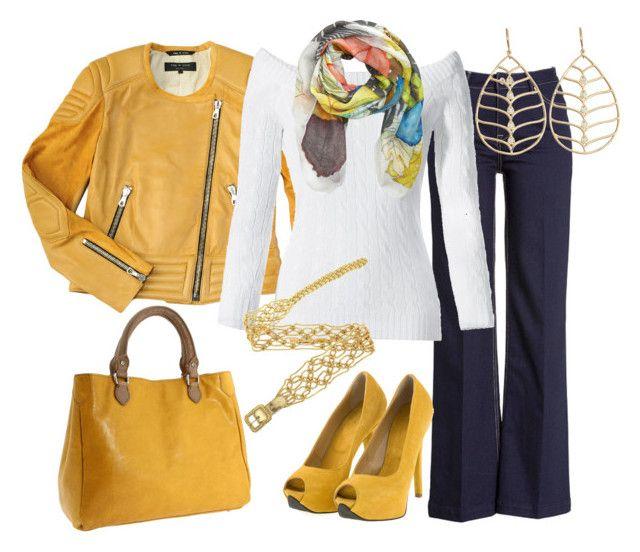 Estilo Casual Urbano by outfits-de-moda2 on Polyvore featuring moda, Ralph Lauren, rag & bone, Flavia Stoian, Olivia Harris, Jamie Wolf, Swash and Temperley London