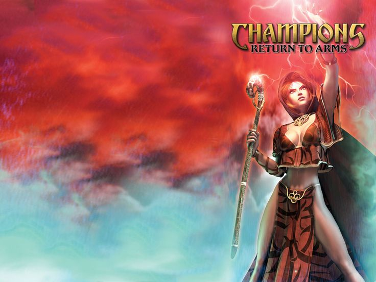 Champions_Return to Arms