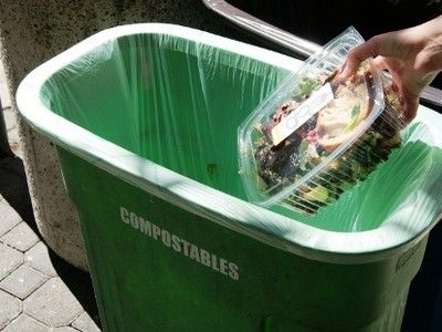 "Compostable and ""Biodegradable"" Plastics Provide False Sense of Responsibility"