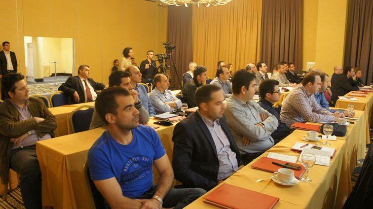 Φωτογραφίες από το το εκπαιδευτικό μας σεμινάριο Ανδρολογίας στην Καστοριά.