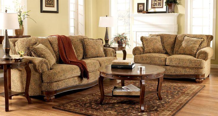 17 best images about livingroom furniture on pinterest coffee table design ashley furniture for Oversized furniture living room