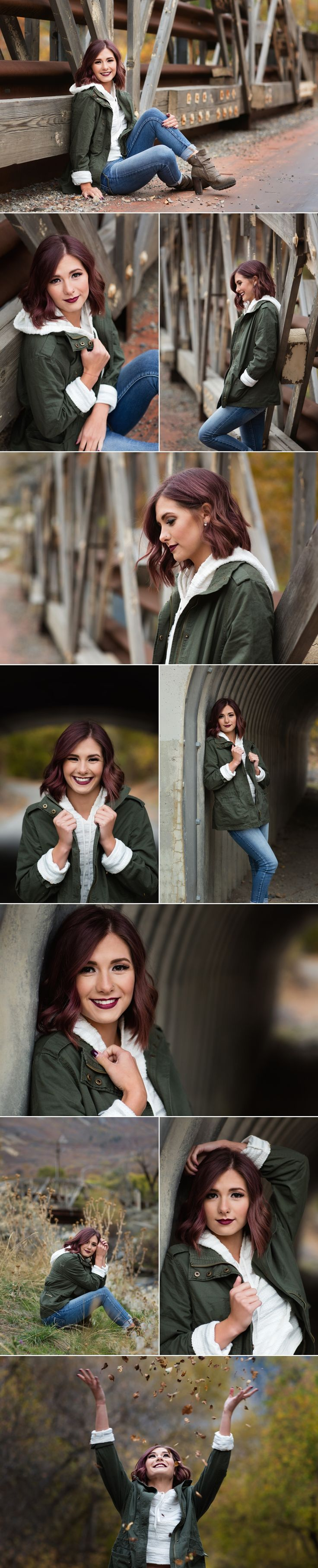 Utah's Top High School Senior Portrait Experience.