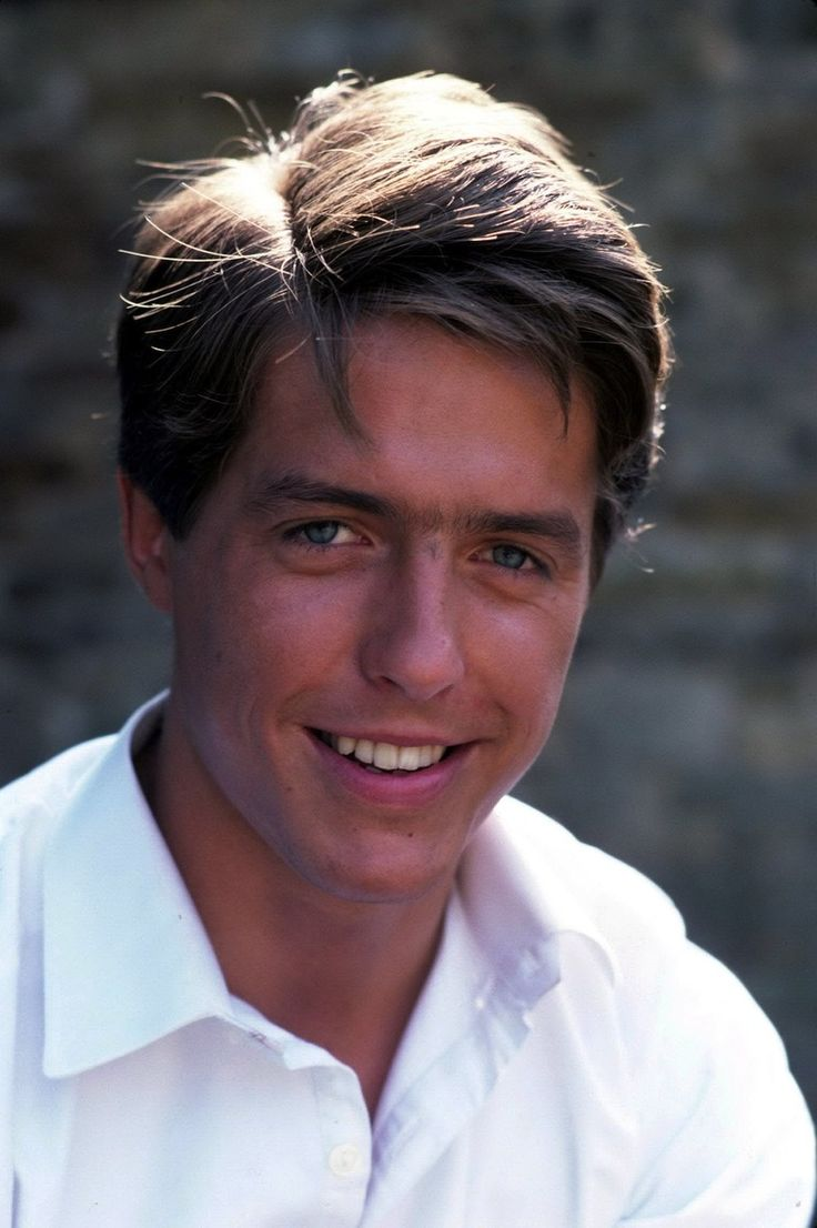 Hugh Grant | 19 Gloriously Surprising Photos Of Celebrities From When They Were Younger