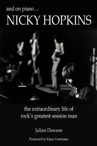 And on Piano ...Nicky Hopkins: The Extraordinary Life of Rock's Greatest Session Man by Julian Dawson, http://www.amazon.com/dp/0984436227/ref=cm_sw_r_pi_dp_f0ZWqb0CWD8X7