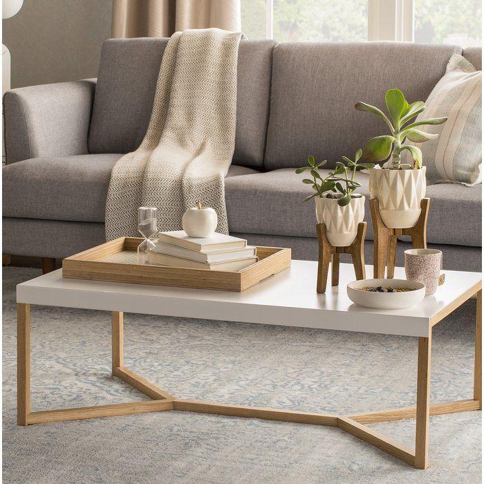 Eq3 Trivia Coffee Table Reviews Wayfair Table Decor Living Room Living Room Coffee Table Coffee Table