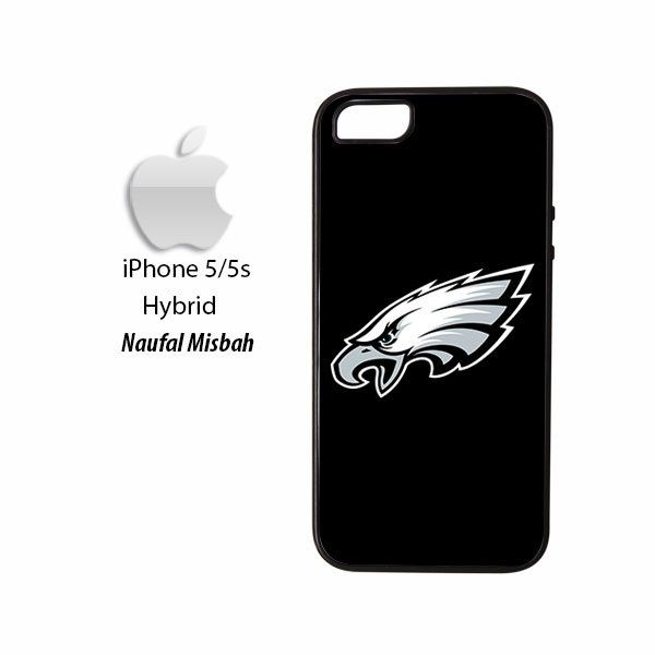 Philadelphia Eagles #3 iPhone 5/5s HYBRID Case Cover