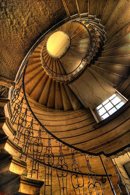 Spiral by Simon Bull Images, via Flickr