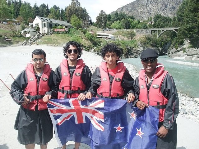 Languages International Christchurch Students