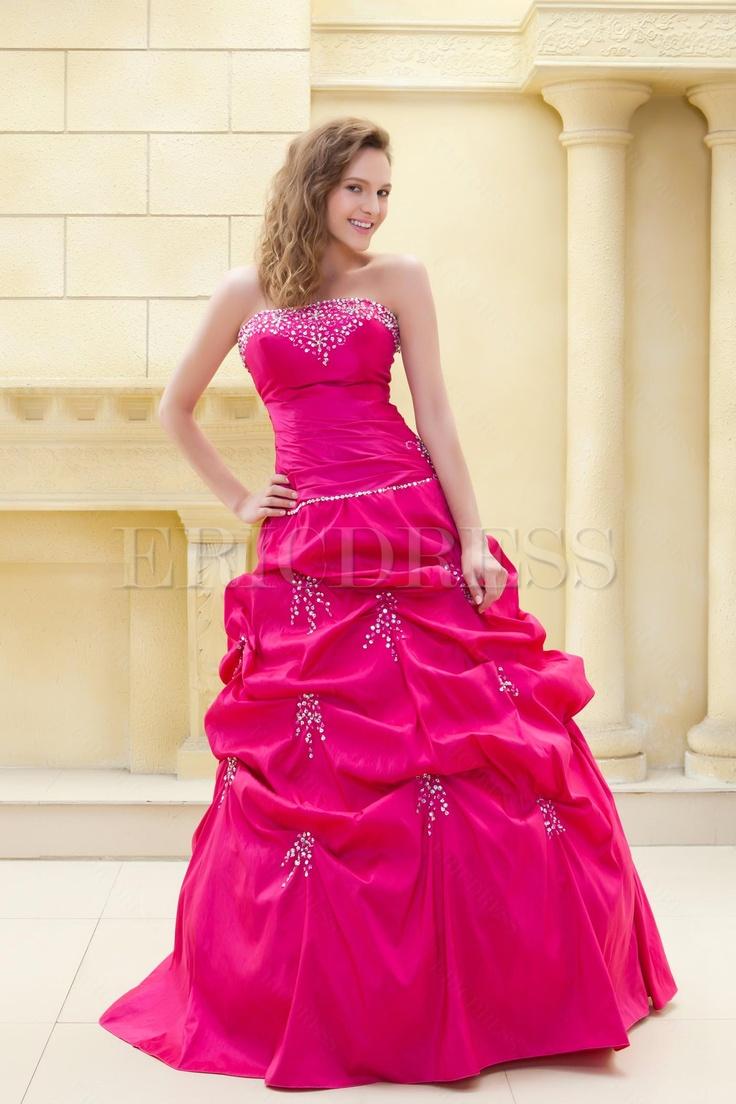 Mejores 177 imágenes de Prom dresses en Pinterest | Vestido de baile ...