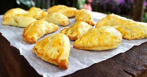 Potato pies