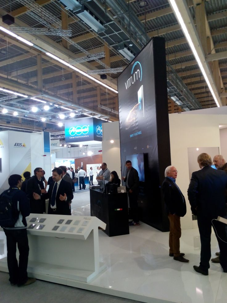 Vitrum @ Light+Building 2014