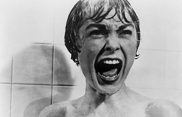LEGO Remake of Psycho Shower Scene: Alfred Hitchcock | WickedChannel.com