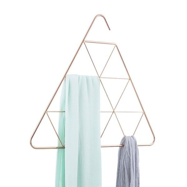 Organize Your Clothes 10 Creative And Effective Ways To Store And Hang Your Clothes: 25+ Best Ideas About Scarf Display On Pinterest