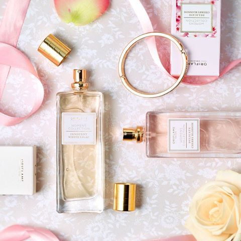 The sun is shining, winter will soon be a distant memory. So add a little spring to your step with these floral fragrances from the Women's Collection.