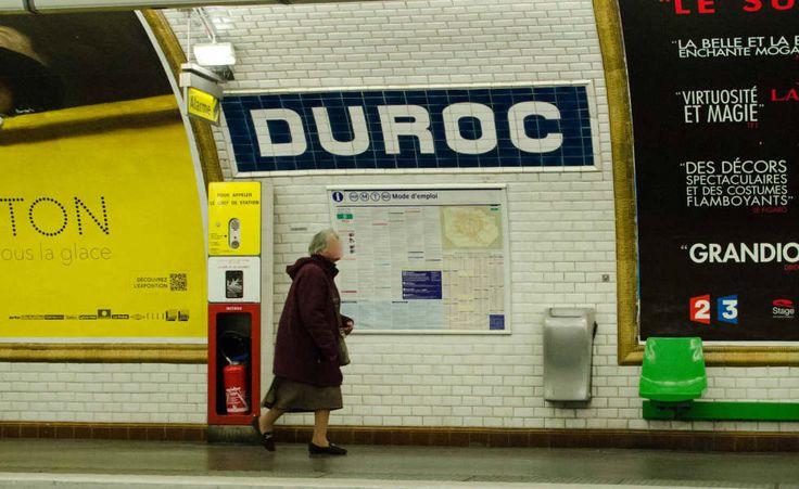 Paris: une opération à coeur ouvert réalisée sur le quai du métro
