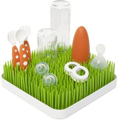 Grass - Countertop Drying Rack - rack for baby accessories - boon