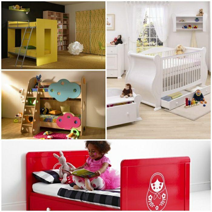 Schöne Kinderbetten Fürs Kinderzimmer