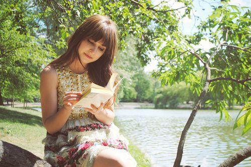 read girl read