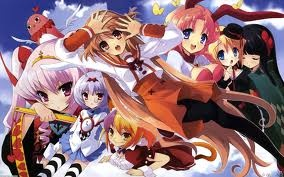 japanese cartoon characters