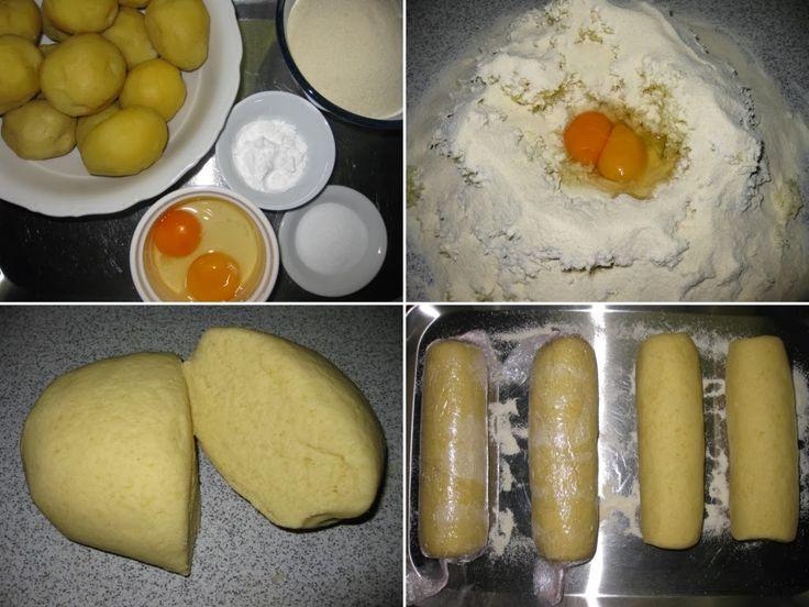 """Blog Pepato.eu: Bramborový knedlík – vařit ve fólii či tradičně """"na ostro""""?"""