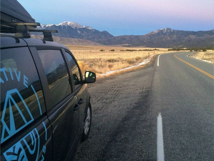 Road Tripping through the Land of Enchantment