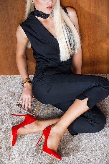 Exclusiv! NEW Pantofi Stiletto Bianca din Piele Naturală