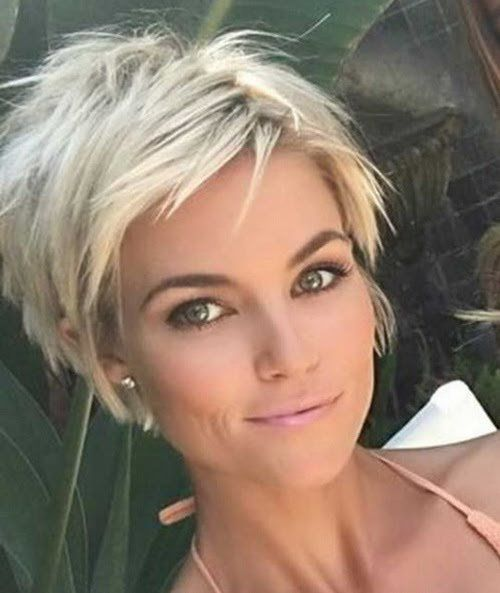 2017 Sassy Short Haircuts with Layers and Fringe