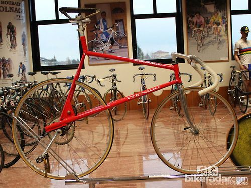 the colnago museum review bikes pinterest. Black Bedroom Furniture Sets. Home Design Ideas
