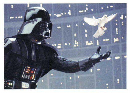 Les cartes de voeux de Noël Star Wars de LucasFilm