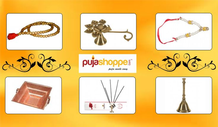 The concept of buying puja samagri online goes a long way in rekindling the interest in performing puja.