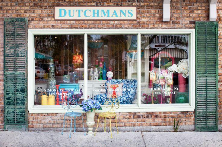 Dutchmans St Simons Store Front