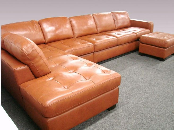 Furniture L Shape Light Brown Leather Sofa Color Design Ideas Determining The Stunning For Sale