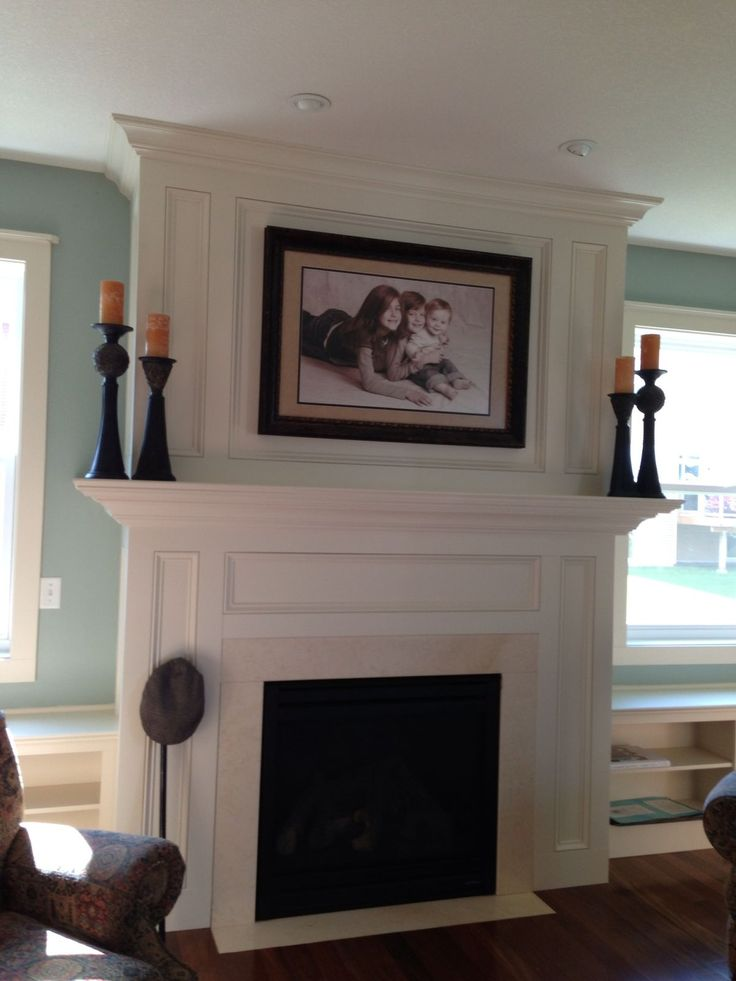 Fireplace Redo Ours To Look Like Thisd