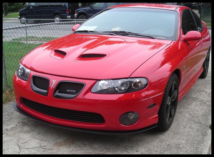 Jacob's 2006 Pontiac GTO Coupe 2006 pontiac gto, Pontiac