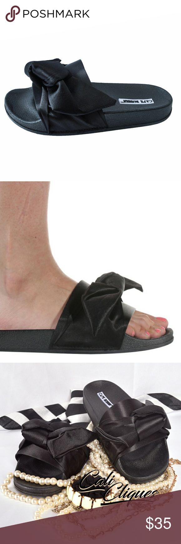 Sarin slides cape robbin moira Rihanna inspired Sarin slides cape robbin Shoes Sandals